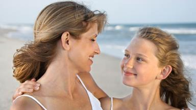 How to give your teenage daughter a positive body image