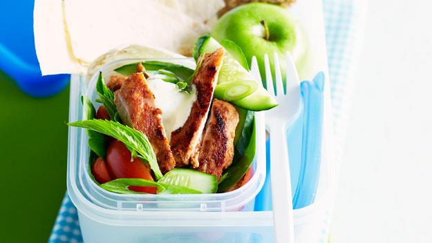 """**[Tandoori chicken salad](https://www.womensweeklyfood.com.au/recipes/tandoori-chicken-salad-13712
