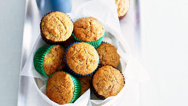 """**[Banana bran muffins](https://www.womensweeklyfood.com.au/recipes/banana-bran-muffins-13723