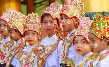 A travel guide to Burma