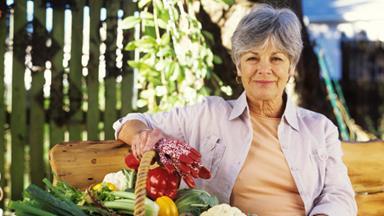 Sneaky vegetable gardens