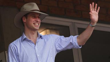 Prince William considering Australian honeymoon