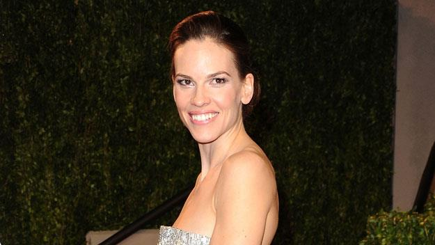 Hilary Swank on her childhood and career