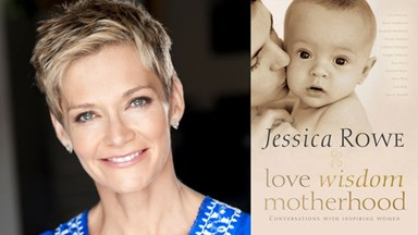 Jessica Rowe on motherhood and her new book