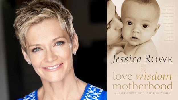 Jessica Rowe On Motherhood And Her New Book Australian border=