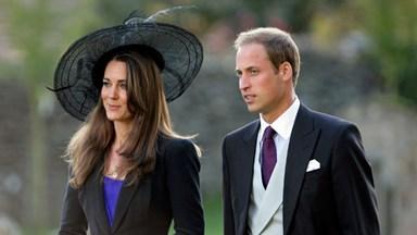 Prince William won't wear wedding ring
