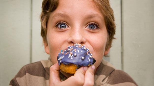 Children 'inherit' parents' emotional eating habits