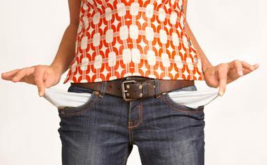 Women lag behind financially