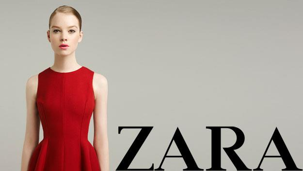 Dress from Zara's Autumn/Winter 2011 collection
