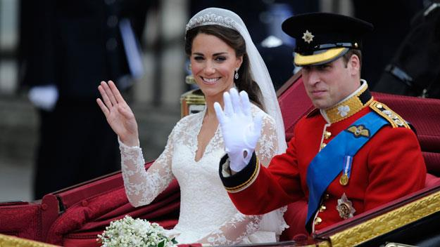 The making of Kate Middleton's wedding dress