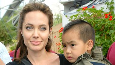 Angelina Jolie's Cambodian connection