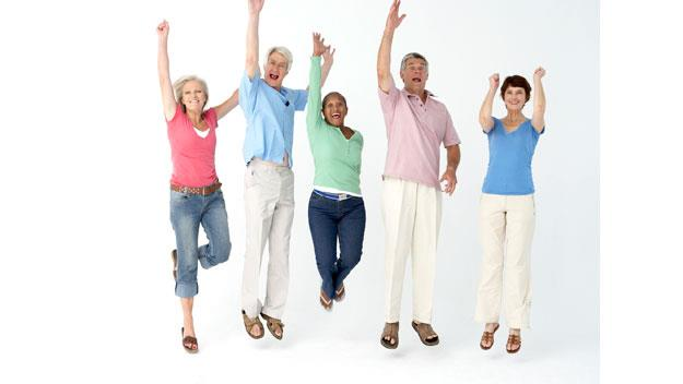 How standing up can improve heart health