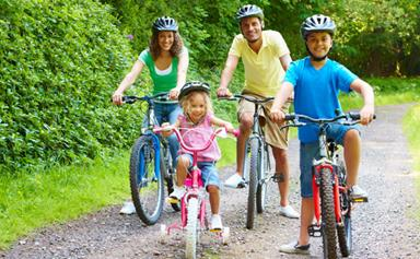 Healthy habits for healthy families