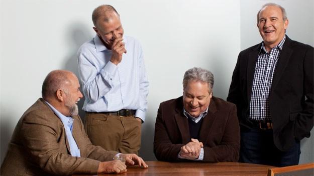 Secret men's business: Australian men at 60