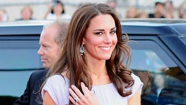 Kate Middleton makes world's best dressed list