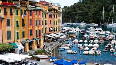 Walk the Italian coast: Portofino & Cinque Terre