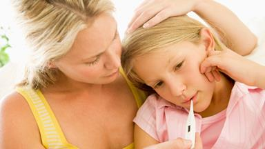 Keep your kids healthy the natural way
