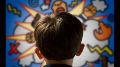 Violent video games, books, make kids more aggressive