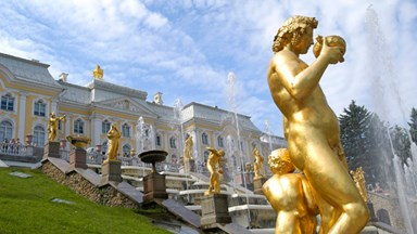 Holiday inspiration: St Petersburg, Russia