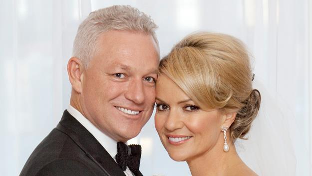 Love Story: Sandra Sully's dream wedding
