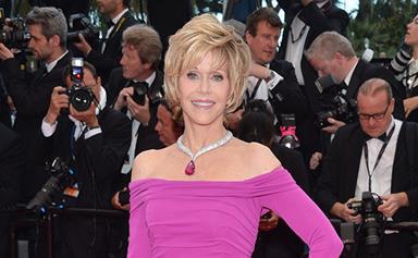 Jane Fonda on sex at 75