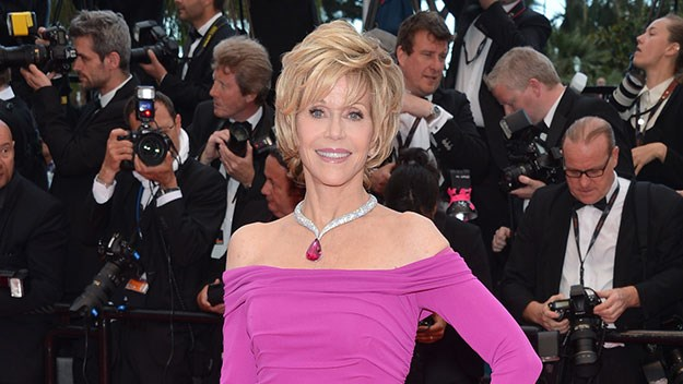 Jane Fonda: 'I'm 75 and having the best sex of my life'