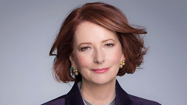 Julia Gillard answers questions on Kyle Sandilands