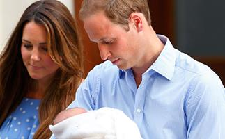 Back to work for William as paternity leave comes to an end