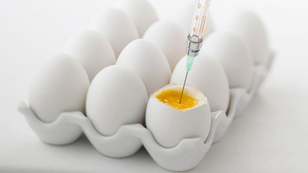 How would you like your eggs? Living with unexplained infertility