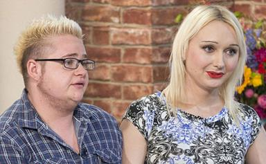 Transgender couple take a stand against trolls