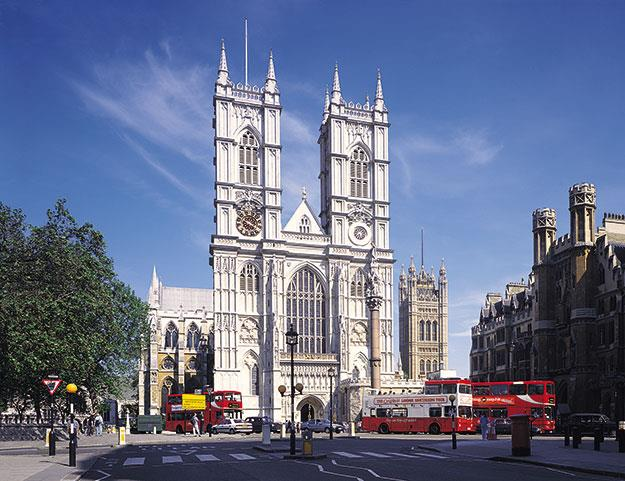Westminister Abbey.