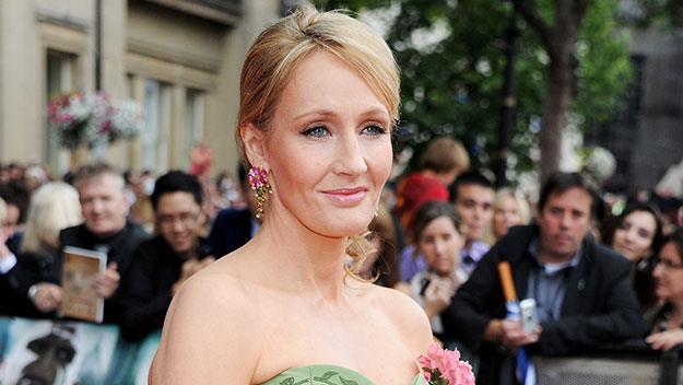 JK Rowling writing new Harry Potter movie