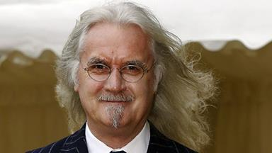 Billy Connolly treated for Parkinson's disease and prostate cancer