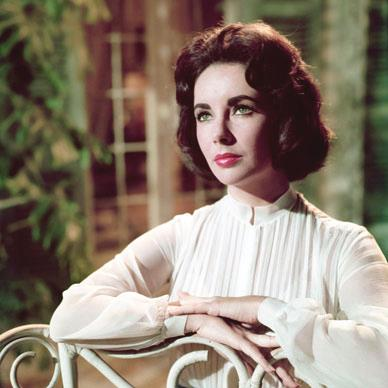 Elizabeth Taylor as Catherine Holly in 'Suddenly, Last Summer', directed by Joseph L. Mankiewicz, 1959.  Photo by David Livingston/Getty Images