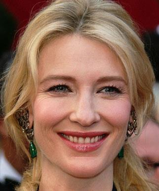 Our own Australian golden girl, Cate, has had phenomenal international success on film and with her porcelain skin has chosen to age with dignity.
