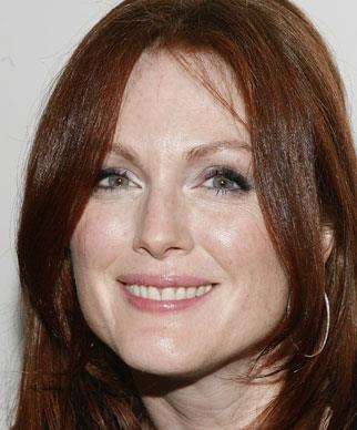 Emmy and Golden Globe winner, Julianne Moore is a serious actress and an avid pro-choice activist.