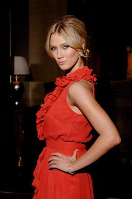 Delta continues to inspire fans after surviving a long and difficult battle with cancer, maintaining a successful music career and still finding the time to support charity. Here she shows her committment to her role as Patron of the St Vincent's Hospital Cancer Centre attending the gala dinner to raise funds for the cause in October 2008.