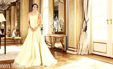 Dressing Crown Princess Mary
