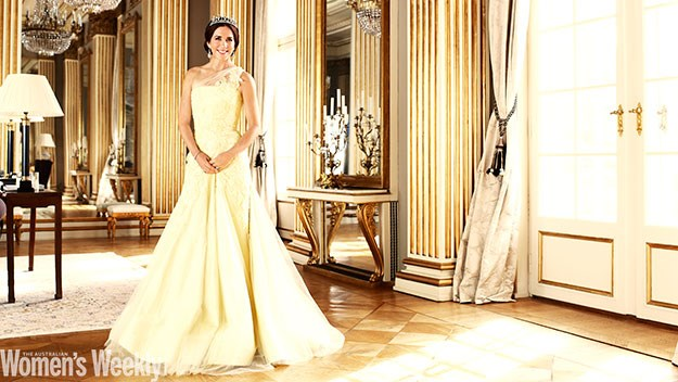 Dressing Crown Princess Mary