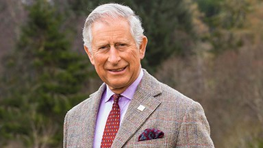 A day in the Scottish highlands with Prince Charles