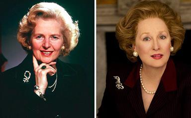 Sneak peek: Meryl Streep as Margaret Thatcher