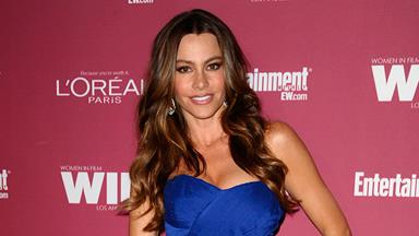 Sofia Vergara told to reduce bust to be successful