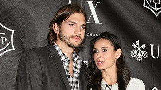 Demi Moore and Ashton Kutcher