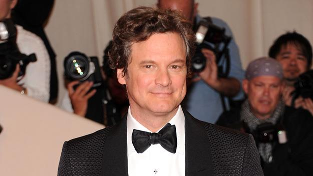 Colin Firth: The reluctant heartthrob