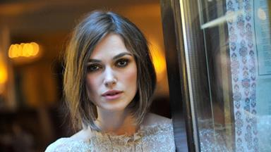 Keira Knightley: Self-confidence is my biggest problem