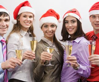 Workers would prefer cash to Christmas party