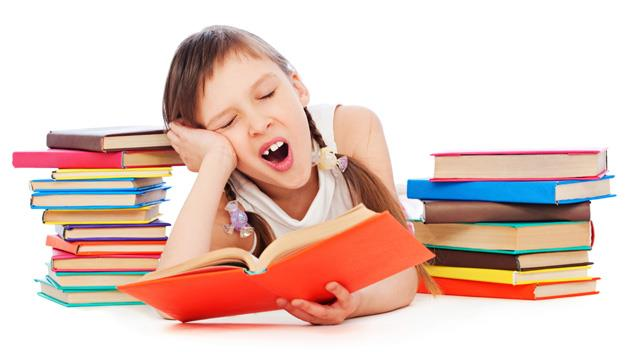 Too tired for school? Chronic fatigue could be to blame