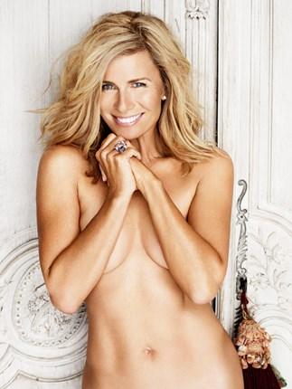 Deborah Hutton: Why I posed naked at 50