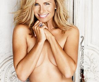 Deborah Hutton: Why I posed naked at 50
