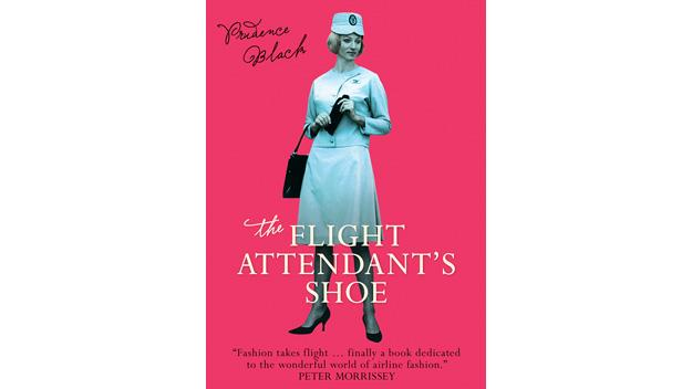 The Flight Attendant's Shoe